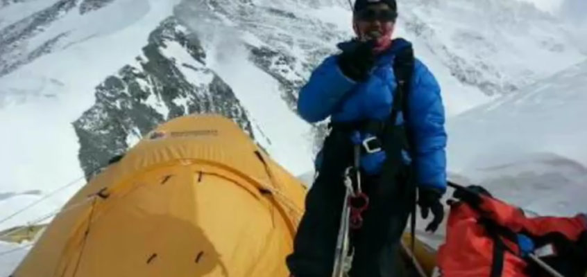First female to scale Mt Everest